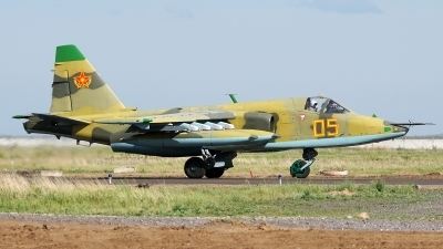 Photo ID 176201 by Lukas Kinneswenger. Kazakhstan Air Force Sukhoi Su 25,