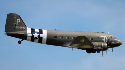 Photo ID 176289 by Christophe Haentjens. Private Private Douglas C 47A Skytrain, N473DC