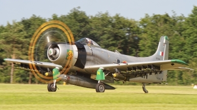 Photo ID 176290 by Christophe Haentjens. Private Private Douglas A 1D Skyraider AD 4NA, F AZHK