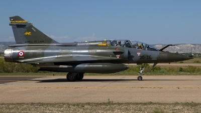 Photo ID 176269 by Alfred Koning. France Air Force Dassault Mirage 2000D, 642