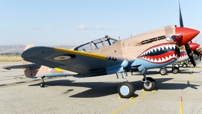 Photo ID 176390 by W.A.Kazior. Private Private Curtiss Kittyhawk IA P 40E, NX94466