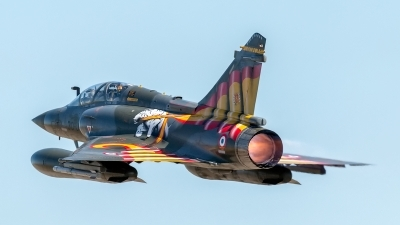 Photo ID 176699 by Marco Casaleiro. France Air Force Dassault Mirage 2000D, 627