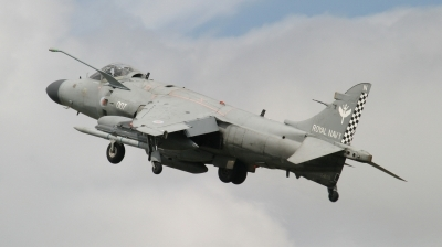 Photo ID 176374 by Christophe Haentjens. UK Navy British Aerospace Sea Harrier FA 2, ZH806