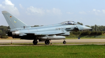 Photo ID 176445 by Alex Staruszkiewicz. Germany Air Force Eurofighter EF 2000 Typhoon S, 30 70