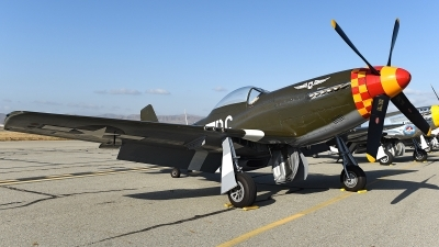 Photo ID 176439 by W.A.Kazior. Private Private North American P 51D Mustang, N64824