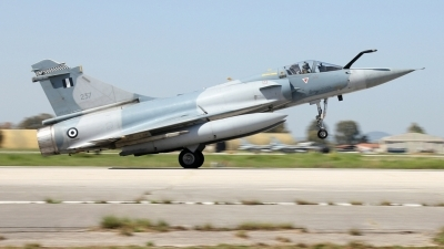 Photo ID 177294 by Stamatis Alipasalis. Greece Air Force Dassault Mirage 2000EG, 237