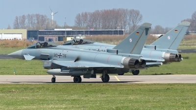 Photo ID 176549 by Rainer Mueller. Germany Air Force Eurofighter EF 2000 Typhoon S, 30 76