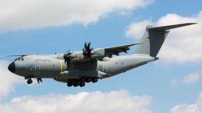 Photo ID 176484 by Andreas Zeitler - Flying-Wings. Germany Air Force Airbus A400M Atlas, 54 02