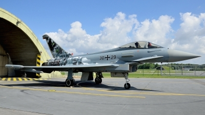 Photo ID 176514 by Günther Feniuk. Germany Air Force Eurofighter EF 2000 Typhoon S, 30 29