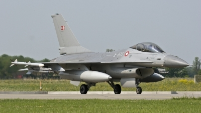 Photo ID 21429 by Cristian Schrik. Denmark Air Force General Dynamics F 16AM Fighting Falcon, E 611