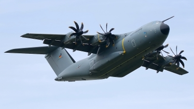 Photo ID 176607 by Rainer Mueller. Germany Air Force Airbus A400M Atlas, 54 01