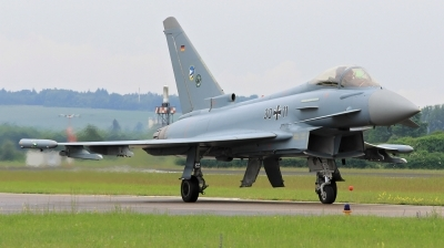 Photo ID 176667 by Milos Ruza. Germany Air Force Eurofighter EF 2000 Typhoon S, 30 11
