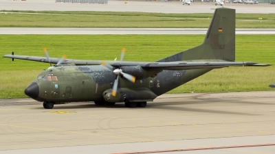 Photo ID 176654 by Patrick Weis. Germany Air Force Transport Allianz C 160D, 50 17