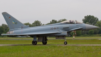 Photo ID 177531 by Patrick Weis. Germany Air Force Eurofighter EF 2000 Typhoon S, 30 11