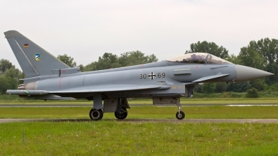 Photo ID 177393 by Patrick Weis. Germany Air Force Eurofighter EF 2000 Typhoon S, 30 69