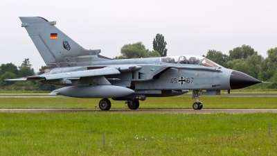 Photo ID 176649 by Patrick Weis. Germany Air Force Panavia Tornado IDS, 45 67