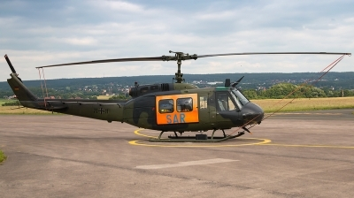 Photo ID 176757 by markus altmann. Germany Air Force Bell UH 1D Iroquois 205, 71 11