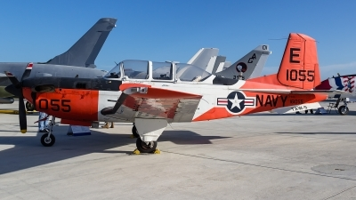 Photo ID 176771 by Hector Rivera - Puerto Rico Spotter. USA Navy Beech T 34C Turbo Mentor 45, 161055