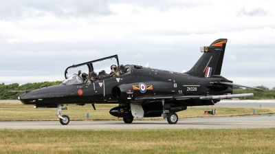 Photo ID 176836 by Mike Griffiths. UK Air Force BAE Systems Hawk T 2, ZK026