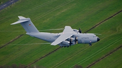 Photo ID 176824 by Jan Czonstke. Germany Air Force Airbus A400M Atlas, 54 02