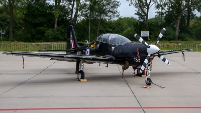 Photo ID 176813 by Alfred Koning. UK Air Force Short Tucano T1, ZF139