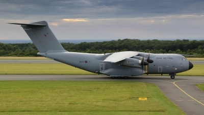 Photo ID 176928 by Mirko Krogmeier. UK Air Force Airbus Atlas C1 A400M, ZM405