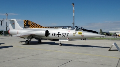 Photo ID 177045 by Günther Feniuk. Germany Air Force Lockheed F 104G Starfighter, 22 07