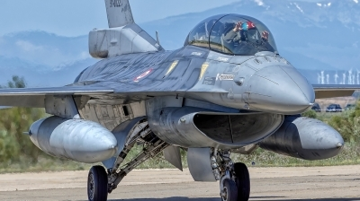 Photo ID 176950 by Bartolomé Fernández. Turkey Air Force General Dynamics F 16D Fighting Falcon, 91 0022