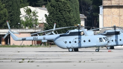 Photo ID 177058 by Lieuwe Hofstra. Croatia Air Force Mil Mi 8MTV 1, 202