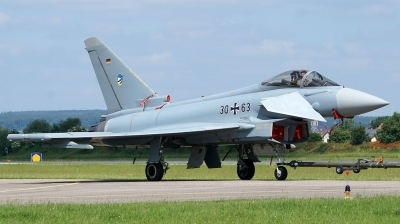 Photo ID 177102 by Lukas Kinneswenger. Germany Air Force Eurofighter EF 2000 Typhoon S, 30 63