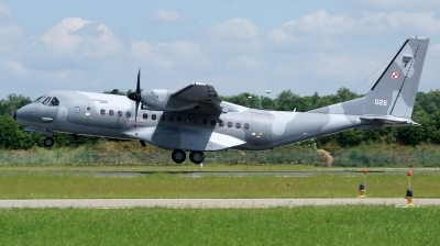 Photo ID 177103 by Lukas Kinneswenger. Poland Air Force CASA C 295M, 026