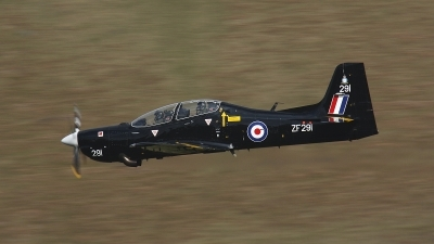 Photo ID 21518 by Kevin Clarke. UK Air Force Short Tucano T1, ZF291