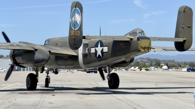 Photo ID 177249 by W.A.Kazior. Private Collings Foundation North American B 25J Mitchell, NL3476G