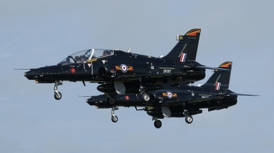 Photo ID 177247 by Mike Griffiths. UK Air Force BAE Systems Hawk T 2, ZK017