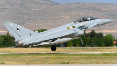 Photo ID 177176 by Stephan Franke - Fighter-Wings. UK Air Force Eurofighter Typhoon FGR4, ZJ933