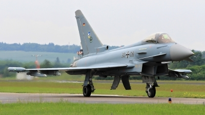 Photo ID 177331 by Milos Ruza. Germany Air Force Eurofighter EF 2000 Typhoon S, 30 06