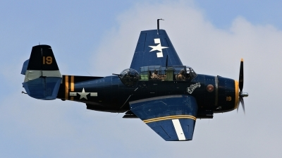 Photo ID 177264 by Milos Ruza. Private Association Charlie 039 s Heavy Grumman TBM 3E Avenger, HB RDG