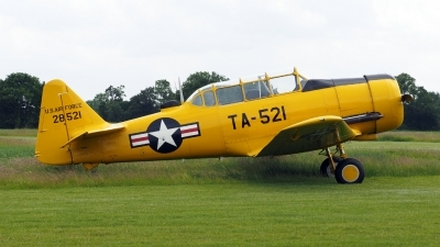 Photo ID 177267 by Stuart Thurtle. USA Air Force North American Harvard IV, G TVIJ