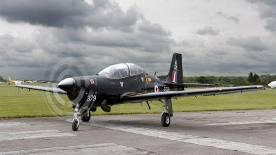 Photo ID 177363 by Kostas D. Pantios. UK Air Force Short Tucano T1, ZF379