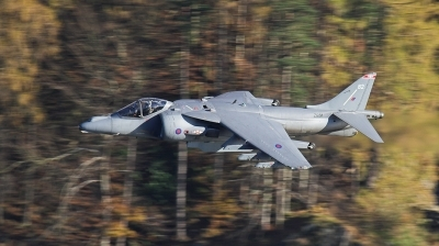 Photo ID 21532 by Kevin Clarke. UK Air Force British Aerospace Harrier GR9, ZG511