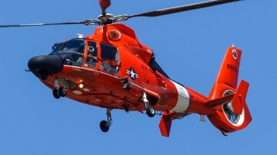 Photo ID 177345 by Hector Rivera - Puerto Rico Spotter. USA Coast Guard Aerospatiale MH 65D Dolphin SA 366G 1, 6573
