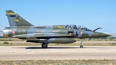 Photo ID 177376 by Bartolomé Fernández. France Air Force Dassault Mirage 2000D, 642