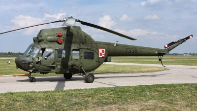 Photo ID 177399 by Ales Hottmar. Poland Army Mil Mi 2URP G, 7338