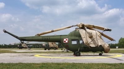 Photo ID 177400 by Ales Hottmar. Poland Army Mil Mi 2URP G, 7337