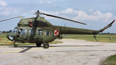 Photo ID 177403 by Ales Hottmar. Poland Army Mil Mi 2URP G, 6923