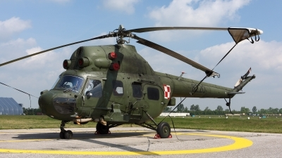 Photo ID 177404 by Ales Hottmar. Poland Army Mil Mi 2URP G, 8220