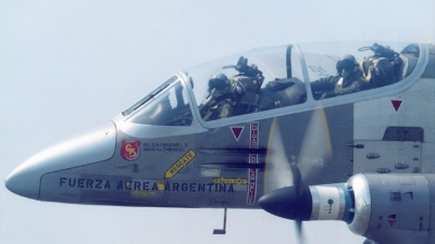 Photo ID 21563 by Juan Carlos Cicalesi. Argentina Air Force FMA IA 58A Pucara, A 512