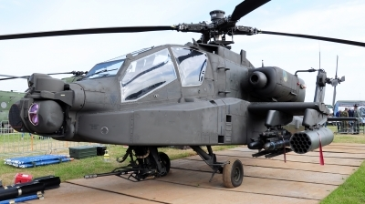 Photo ID 177457 by Alejandro Hernández León. Netherlands Air Force Boeing AH 64DN Apache Longbow, Q 21