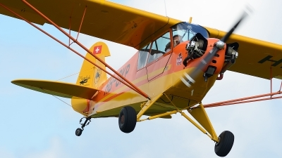 Photo ID 177713 by Sven Zimmermann. Private Flying Ranch AG Piper J 3C 65 Cub, HB OKP
