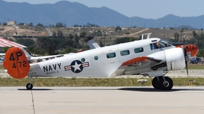 Photo ID 177665 by W.A.Kazior. Private Private Beech C 45H Expeditor, N181MH